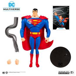 Photo du produit BATMAN  THE ANIMATED SERIES FIGURINE SUPERMAN 18 CM Photo 1