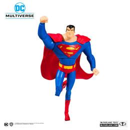Photo du produit BATMAN  THE ANIMATED SERIES FIGURINE SUPERMAN 18 CM Photo 2