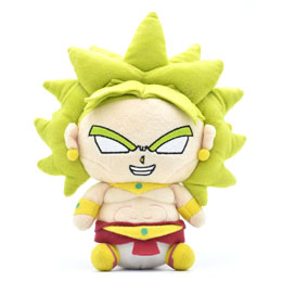 PELUCHE BROLY DRAGON BALL Z 15CM