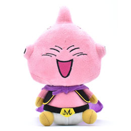 PELUCHE MAJIN BOO DRAGON BALL Z 15CM