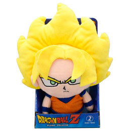 Photo du produit PELUCHE SUPER SAIYAN GOKU DRAGON BALL Z 15CM Photo 1