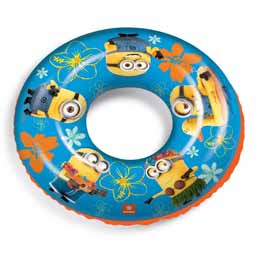 Photo du produit BOUEE GONFLABLE MINIONS