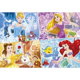 Photo du produit Puzzle Princesses Disney 180 pièces Photo 1