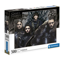 PUZZLE GAME OF THRONES 500 PIECES