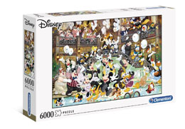 DISNEY PUZZLE MASTERPIECE CHARACTER GALA (6000 PIÈCES)