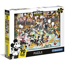 PUZZLE HIGH QUALITY DISNEY GALA 500 PIECES