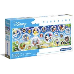Puzzle Panorama Disney Classic 1000 pièces