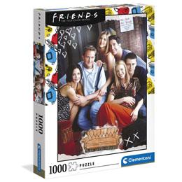FRIENDS PUZZLE GROUP SHOT (1000 PIÈCES)