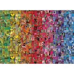 Photo du produit PUZZLE COLLAGES 1000 PIECES Photo 1