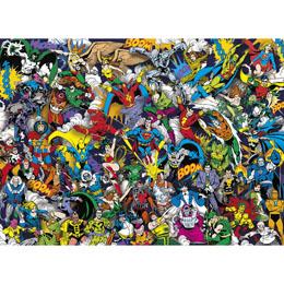 Photo du produit Puzzle Imposible DC Comics 1000 pièces Photo 1