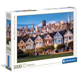 Puzzle maisons 1000 pièces
