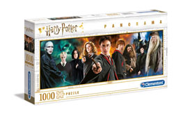 HARRY POTTER PUZZLE PANORAMA CHARACTERS