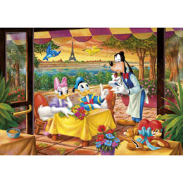 Photo du produit PUZZLE DISNEY CLASSIC 180 PIECES Photo 1