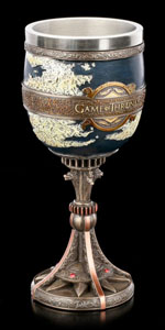 Photo du produit GAME OF THRONES CALICE LES SEPT ROYAUMES DELUXE Photo 1