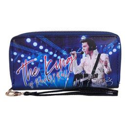 Photo du produit Elvis Presley porte-monnaie The King of Rock and Roll 19 cm Photo 1