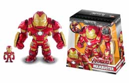 MARVEL METALS AVENGERS AGE OF ULTRON HULKBUSTER WITH IRON MAN MINI FIGURE