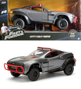 FAST & FURIOUS 8 1/32 LETTY'S RALLY FIGHTER METAL