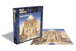 PUZZLE IRON MAIDEN POWERSLAVE 500 PIECES