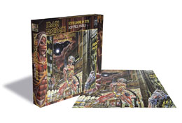 PUZZLE IRON MAIDEN SOMEWHERE IN TIME 500 PIECES