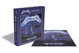 METALLICA PUZZLE RIDE THE LIGHTNING