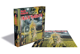 PUZZLE IRON MAIDEN 500 PIECES