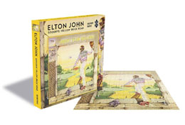 ELTON JOHN PUZZLE GOODBYE YELLOW BRICK ROAD / 500 PIÈCES
