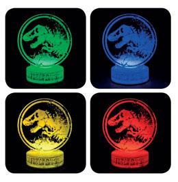 Photo du produit JURASSIC WORLD 2 LAMPE LED INDOMINUS REX 22 CM Photo 1