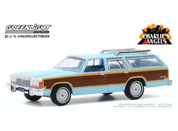 CHARLIE´S ANGELS 1979 FORD LTD COUNTRY SQUIRE 1/64 MÉTAL