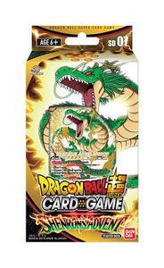 DRAGON BALL SUPER CARD GAME SEASON 5 STARTER DECK SHENRON'S ADVENT