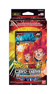 DRAGON BALL SUPER CARD GAME SEASON 6 SPECIAL PACK DESTROYER KINGS