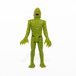 Photo du produit UNIVERSAL MONSTERS FIGURINE REACTION CREATURE FROM THE BLACK LAGOON 10 CM Photo 1