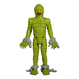 UNIVERSAL MONSTERS FIGURINE SUPER7 REACTION REVENGE OF THE CREATURE 10 CM