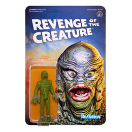 Photo du produit UNIVERSAL MONSTERS FIGURINE SUPER7 REACTION REVENGE OF THE CREATURE 10 CM Photo 1