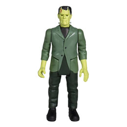 UNIVERSAL MONSTERS FIGURINE SUPER7 REACTION FRANKENSTEIN 10 CM