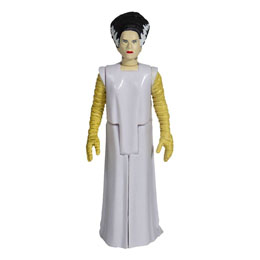 UNIVERSAL MONSTERS FIGURINE SUPER7 REACTION BRIDE OF FRANKENSTEIN 10 CM