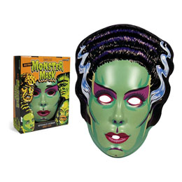 UNIVERSAL MONSTERS MASQUE BRIDE OF FRANKENSTEIN (GREEN)