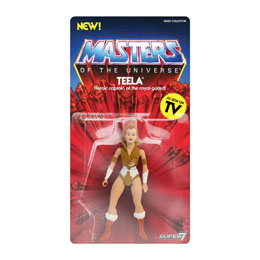 MASTERS OF THE UNIVERSE SÉRIE 2 FIGURINE VINTAGE COLLECTION TEELA 14 CM