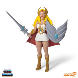 MASTERS OF THE UNIVERSE CLASSICS FIGURINE CLUB GRAYSKULL WAVE 3 SHE-RA 18 CM