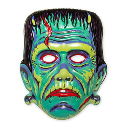 UNIVERSAL MONSTERS MASQUE FRANKENSTEIN (BLUE)