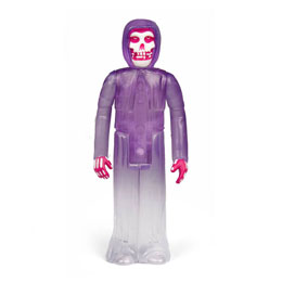 MISFITS FIGURINE REACTION THE FIEND WALK AMONG US (PURPLE) 10 CM