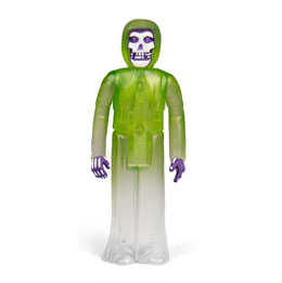 MISFITS FIGURINE REACTION THE FIEND WALK AMONG US (GREEN) 10 CM