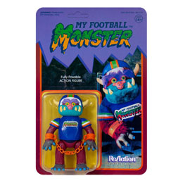 Photo du produit MY PET MONSTER FIGURINE REACTION MY FOOTBALL MONSTER 10 CM Photo 1