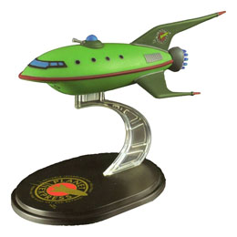 FUTURAMA REPLIQUE MINI MASTERS PLANET EXPRESS SHIP LC EXCLUSIVE 12 CM