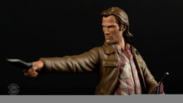SUPERNATURAL FIGURINE MINI MASTERS SAM WINCHESTER