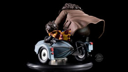 Photo du produit HARRY POTTER DIORAMA Q-FIG MAX HARRY POTTER & RUBEUS HAGRID 15 CM Photo 1