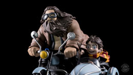 Photo du produit HARRY POTTER DIORAMA Q-FIG MAX HARRY POTTER & RUBEUS HAGRID 15 CM Photo 3