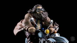 Photo du produit HARRY POTTER DIORAMA Q-FIG MAX HARRY POTTER & RUBEUS HAGRID 15 CM Photo 4