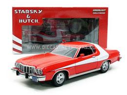 STARSKY & HUTCH 1976 GRAN TORINO 1/24 MÉTAL