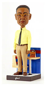 FIGURINE ROYAL BOBBLES BETTER CALL SAUL BOBBLE HEAD GUS FRING