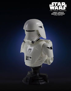 STAR WARS EPISODE VII BUSTE 1/6 FIRST ORDER SNOWTROOPER PGM EXCLUSIVE